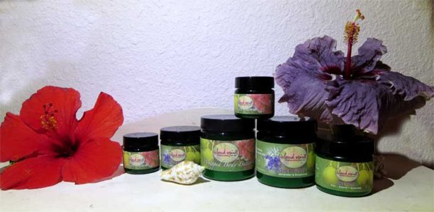 shea butter from spa boutique
