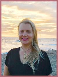 Michelle Parks, Island Spirit Spa Coordinator